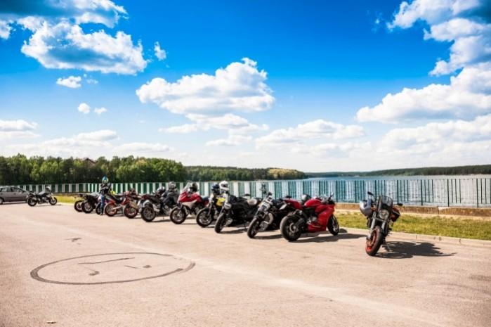 Wiosna z Ducati 2018 motocykle