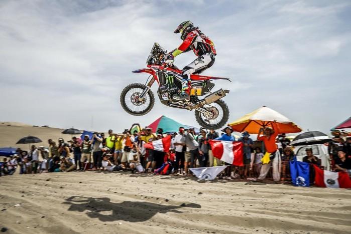 Dakar 2018 Joan Barreda