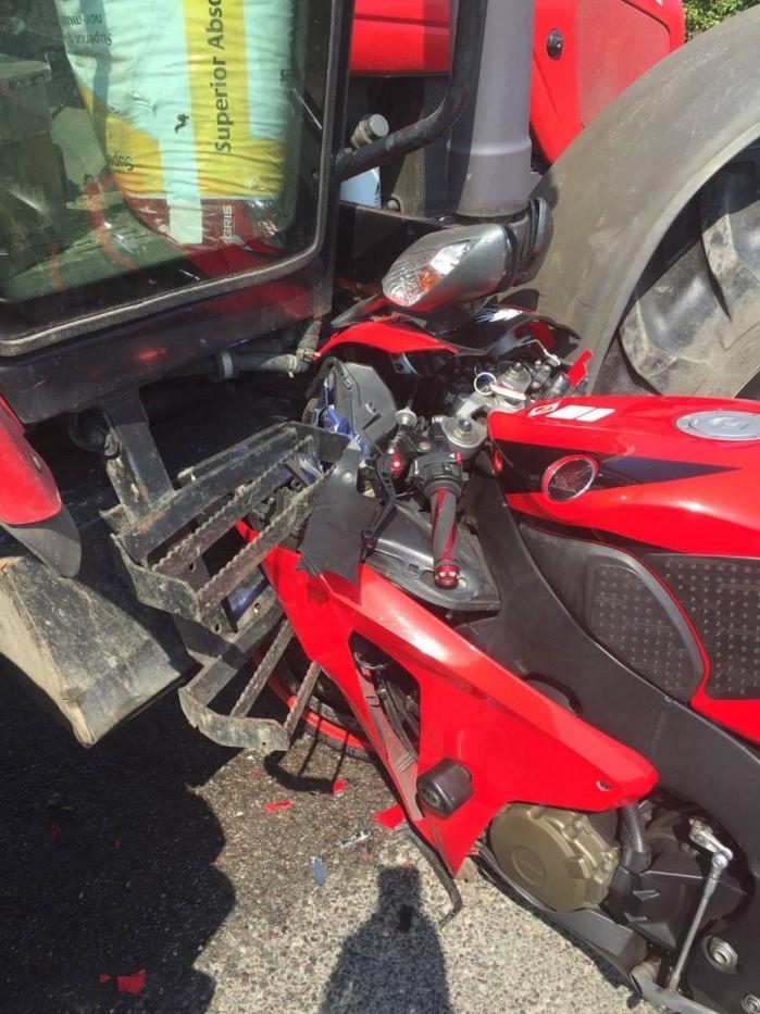 Traktor Moto