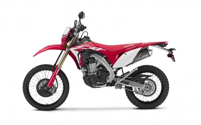 2019 Honda CRF450L 01