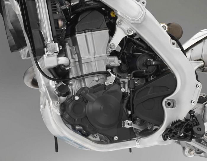 2019 Honda CRF450L 13