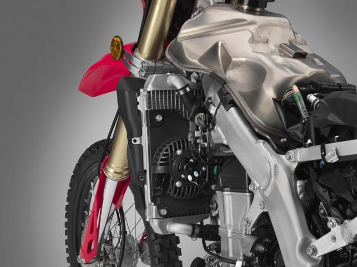 2019 Honda CRF450L 15