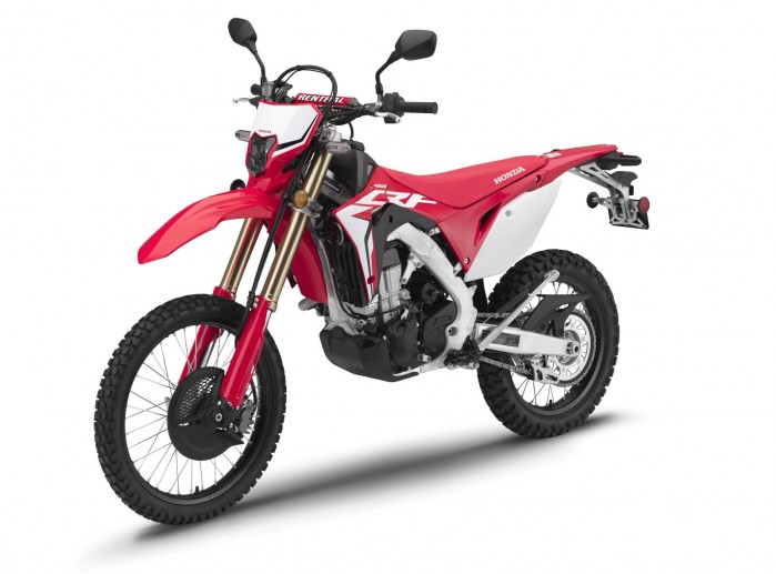 2019 Honda CRF450L 16