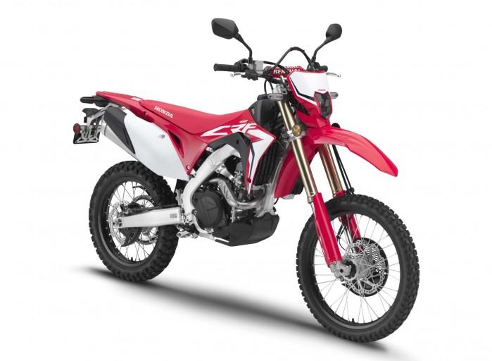 2019 Honda CRF450L 19