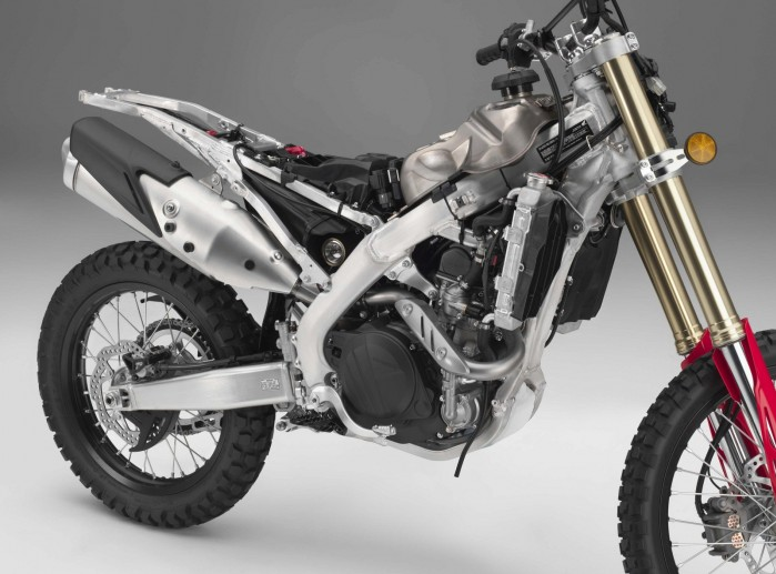 2019 Honda CRF450L 21