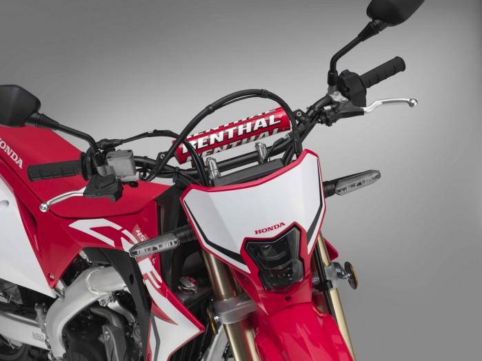 2019 Honda CRF450L 26