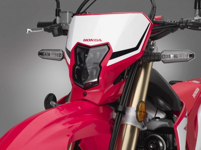 2019 Honda CRF450L 28