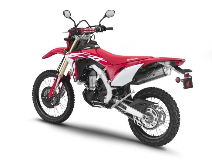 2019 Honda CRF450L 31
