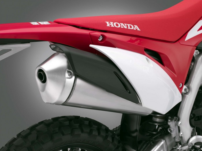 2019 Honda CRF450L 32