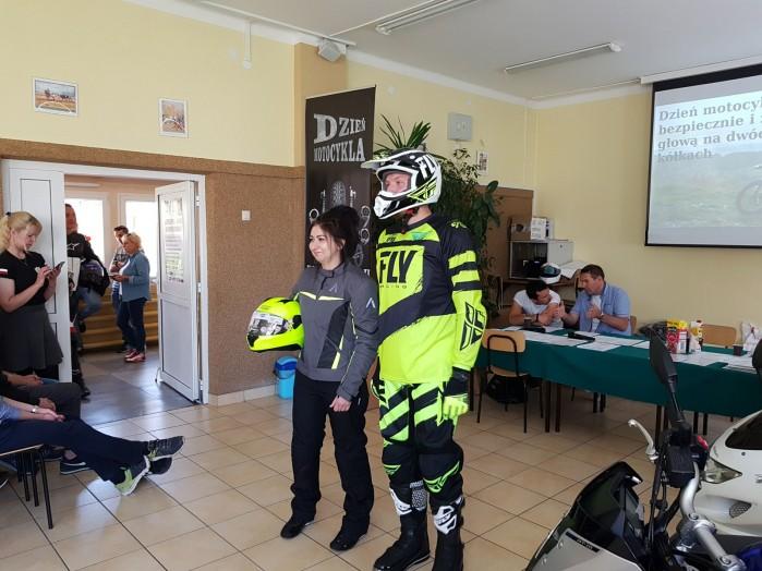 Konkurs motocyklowy dla mlodziz zy w Zdunskiej Woli 09