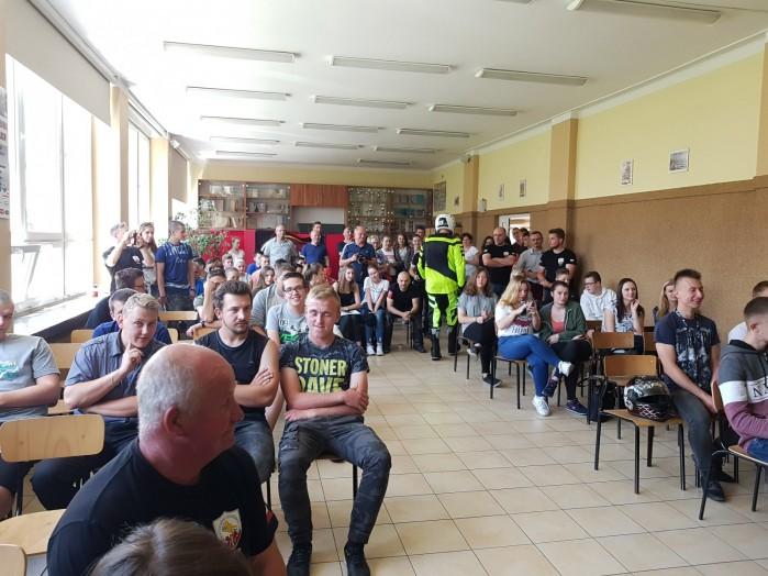 Konkurs motocyklowy dla mlodziz zy w Zdunskiej Woli 10