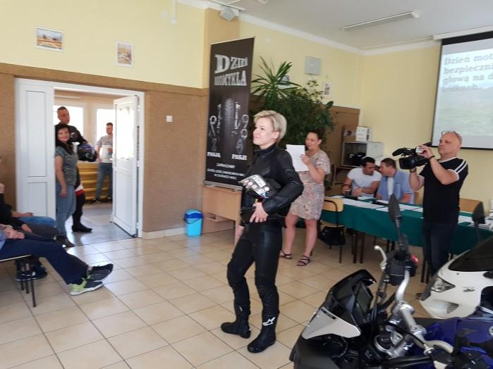 Konkurs motocyklowy dla mlodziz zy w Zdunskiej Woli 12