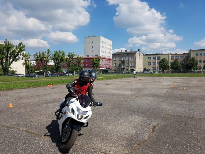 Konkurs motocyklowy dla mlodziz zy w Zdunskiej Woli 14