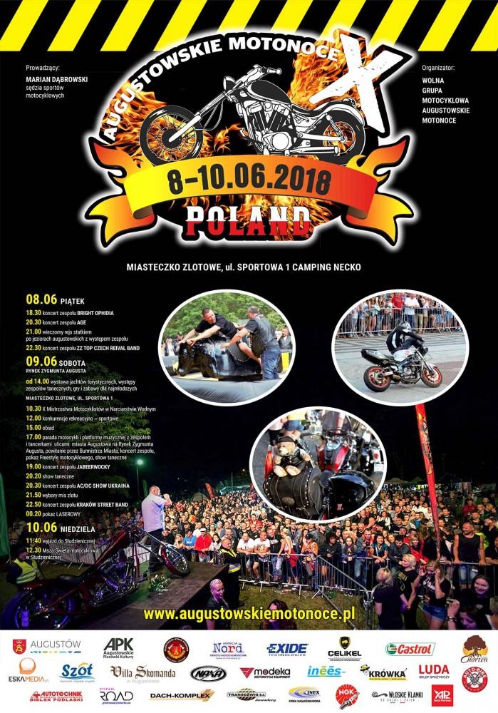 plakat motonoce 2018