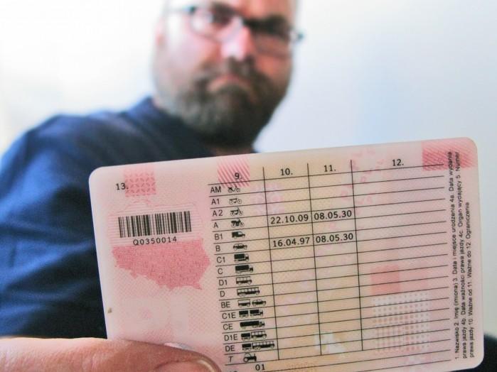 Punkty karne przez internet prawko prawo jazdy