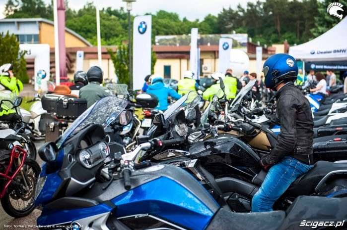 Dni BMW Motorrad 2018 Mragowo 044