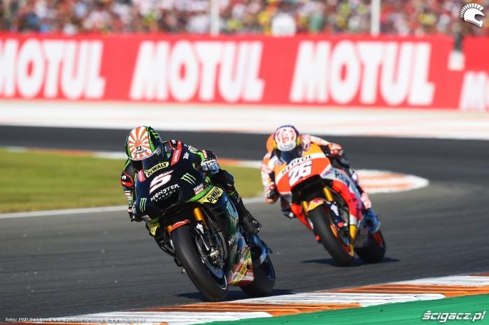 MotoGP Walencja 2017 5 Monster Tech3 Yamaha Johann Zarco 49