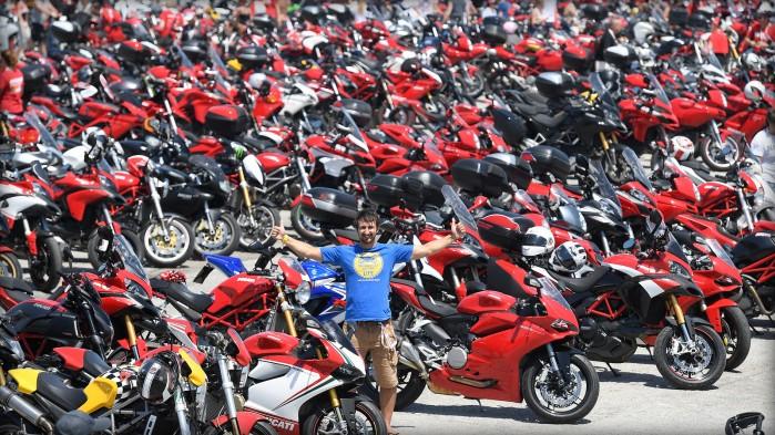 WDW stado motocykli