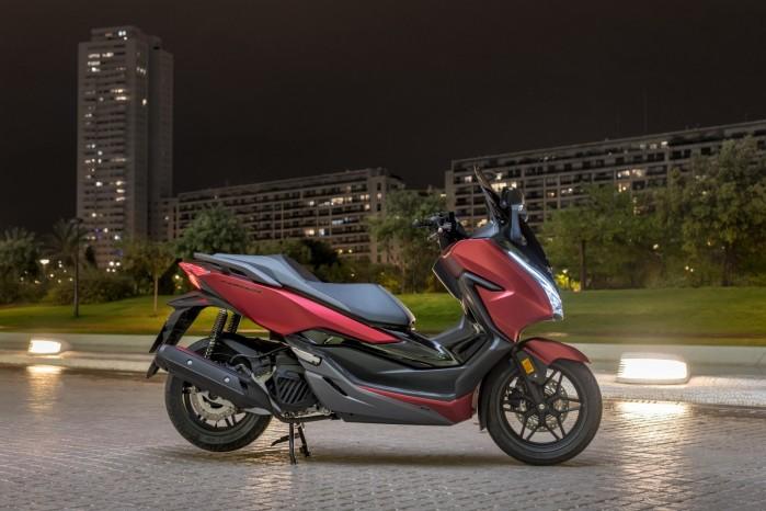 131669 2018 Honda Forza 125