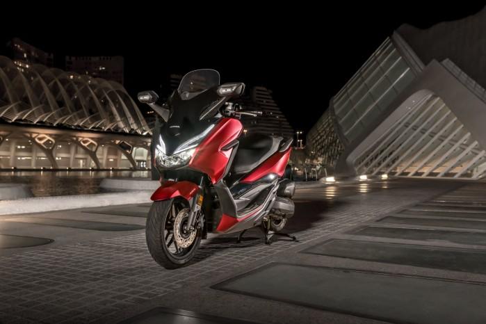 131679 2018 Honda Forza 125