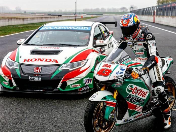 LCR Honda 01