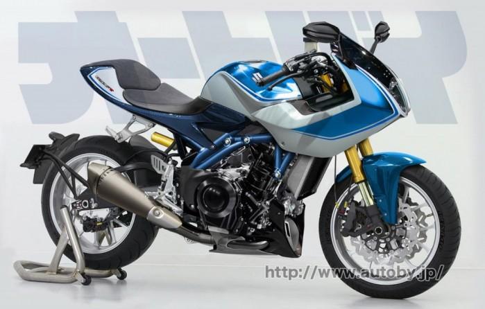 Suzuki GSX700T
