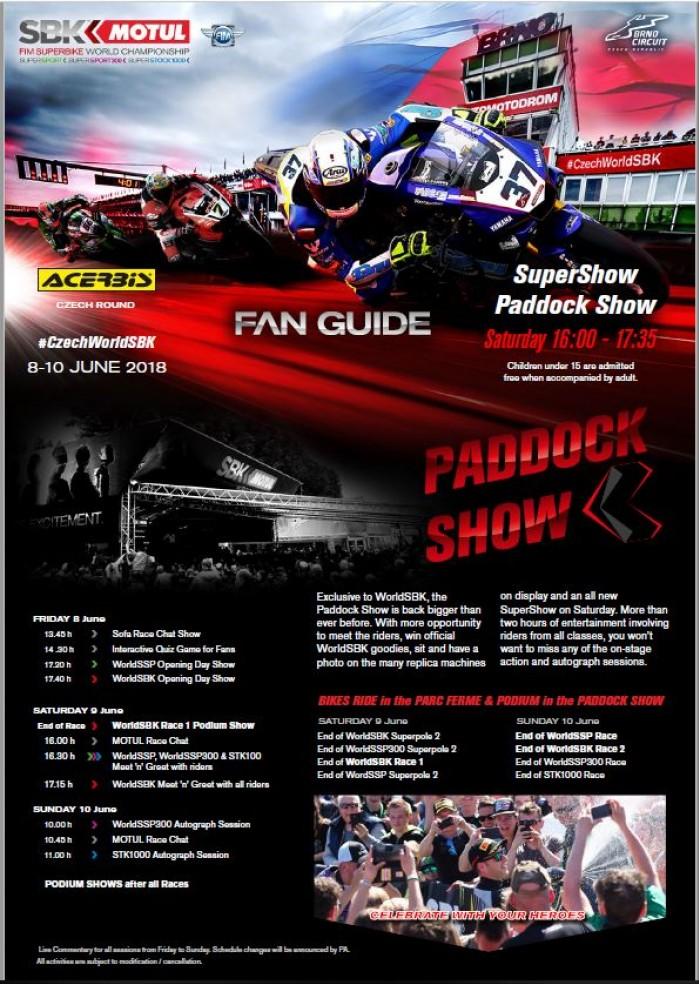 Brno Fan Guide