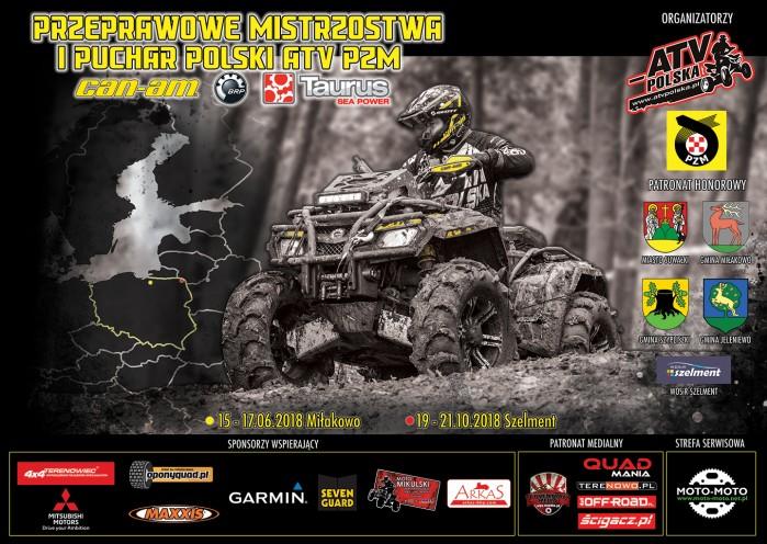 Plakat PPP PMP ATV Polska 2018