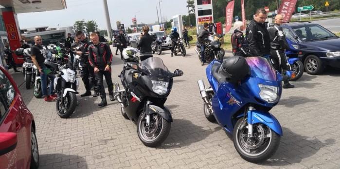 Motocyklisci ze slaska zlot 2018 07