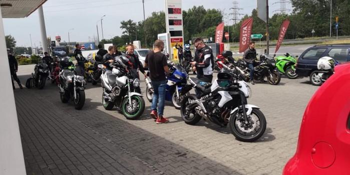 Motocyklisci ze slaska zlot 2018 08