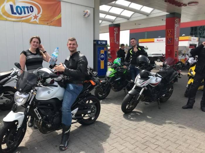 Motocyklisci ze slaska zlot 2018 09