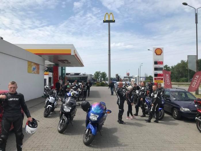Motocyklisci ze slaska zlot 2018 12