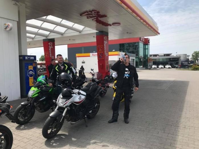 Motocyklisci ze slaska zlot 2018 15