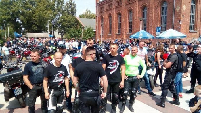 Motocyklisci ze slaska zlot 2018 20