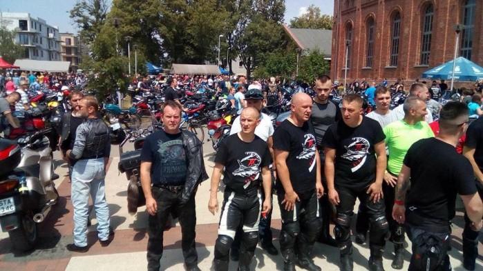 Motocyklisci ze slaska zlot 2018 24