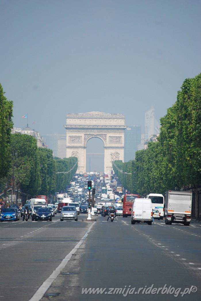 Paryz Luk Triumfalny