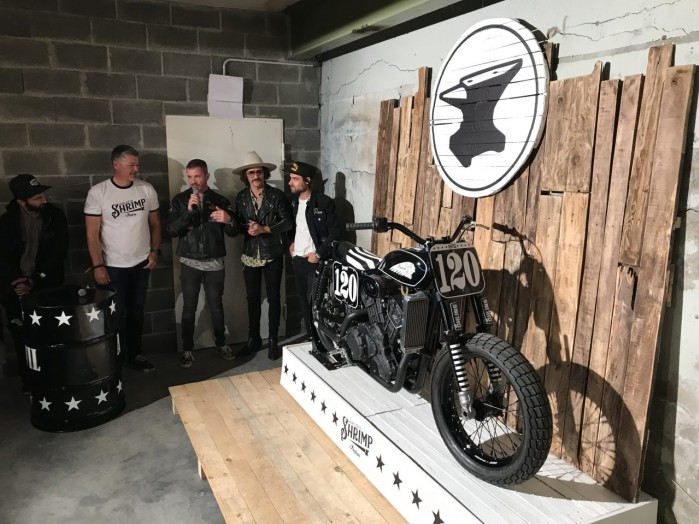 Indian Scout Sixty od Anvil Motociclette 5
