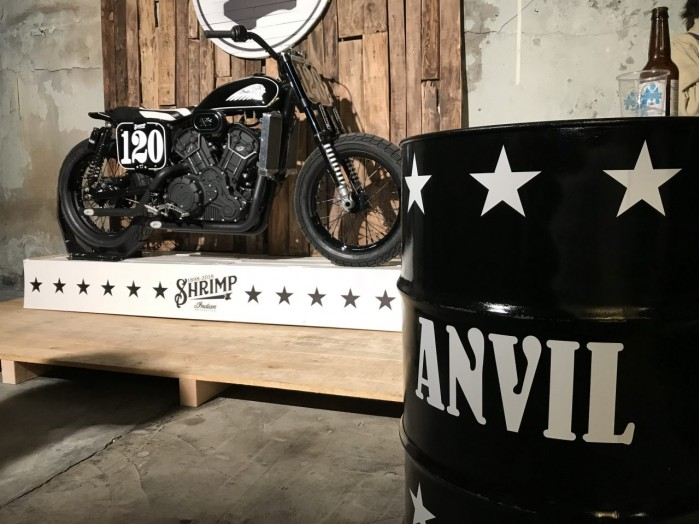 Indian Scout Sixty od Anvil Motociclette 7