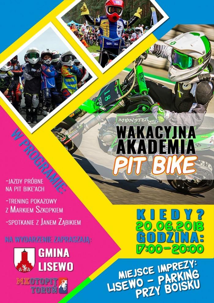 Wakacyjna Akademia Pit Bike