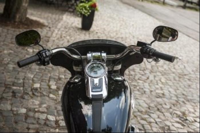 Harley Davidson Sport Glide 05