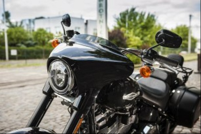 Harley Davidson Sport Glide 07