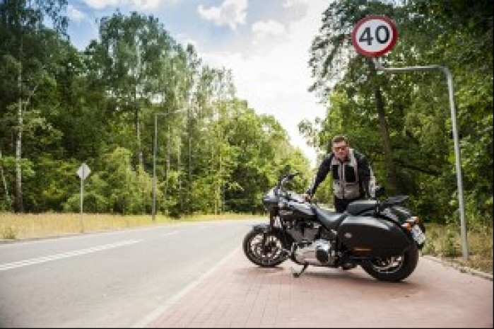 Harley Davidson Sport Glide 08