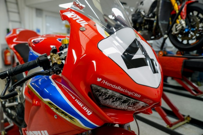 Isle of Man Honda