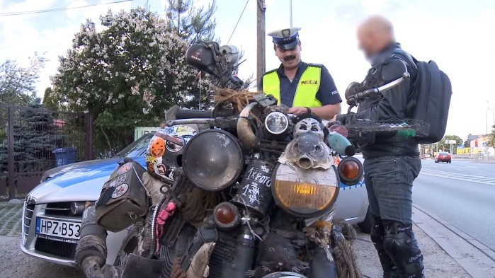 rat bike z mandatem
