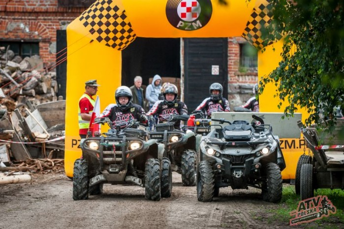 ATV PZM Can Am 2018