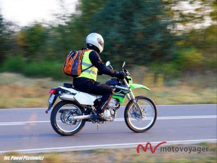 Kawasaki KLX125 4