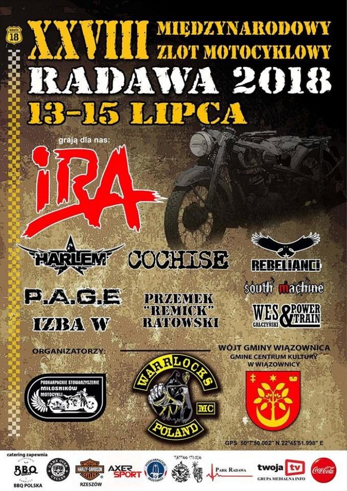 Radawa 13 Lipiec 2018