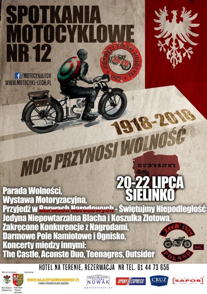 Spotkania motocyklowe nr 12