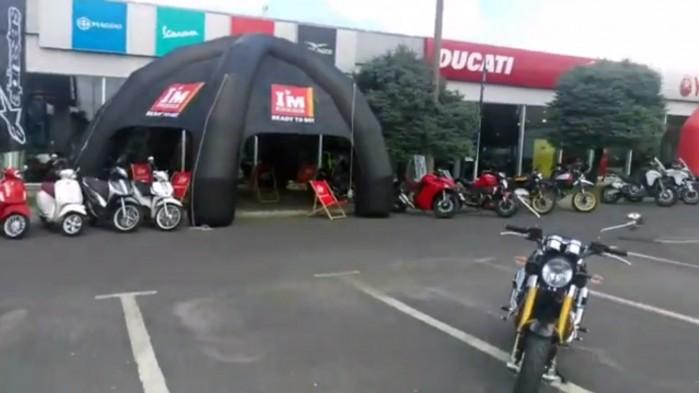 Moto Weekend w Liberty Motors Warszawa