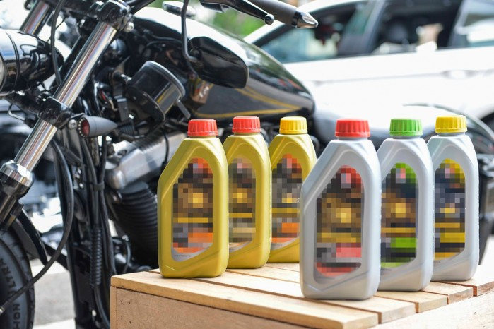 olej motocyklowy